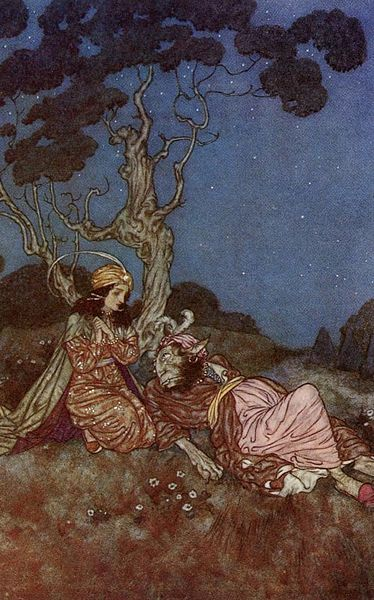 Edmund-Dulac-Beauty-Beast