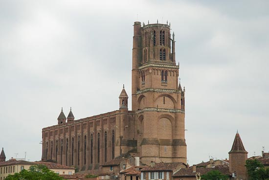 Albi-Cathedral