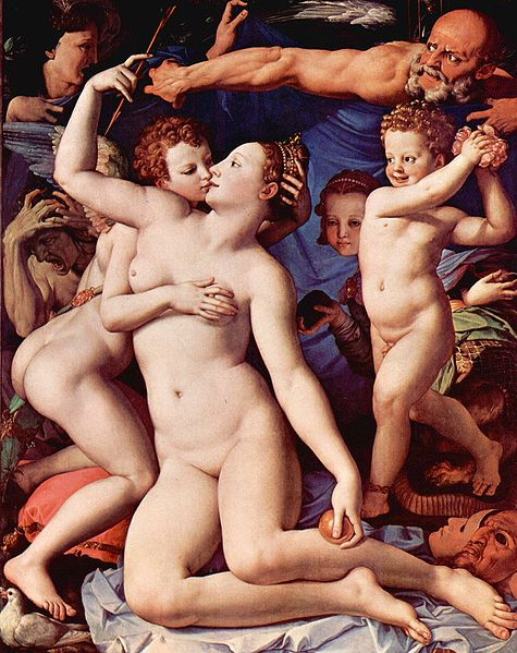 Bronzino-Venus-Cupid-Folly-Time