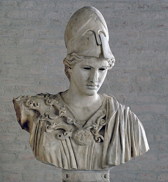 bust-of-Athena