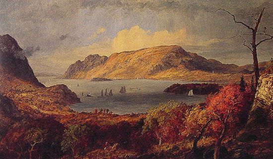 Cropsey-Gates-of-the-Hudson