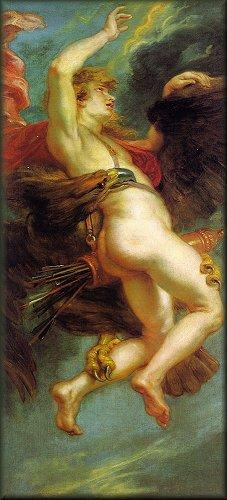 Rubens-The-Abduction-of-Ganymede