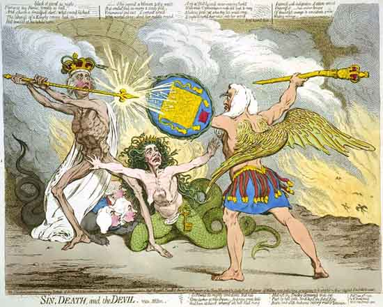Gillray-Sin-Death-the-Devil