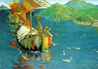 Roerich-Guests-from-Overseas