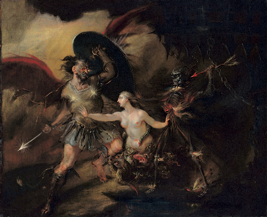 Hogarth-Satan-Sin-Death