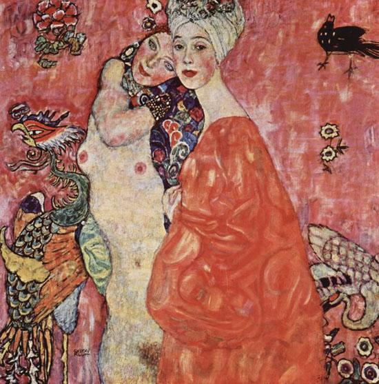 Klimt-The-Friends