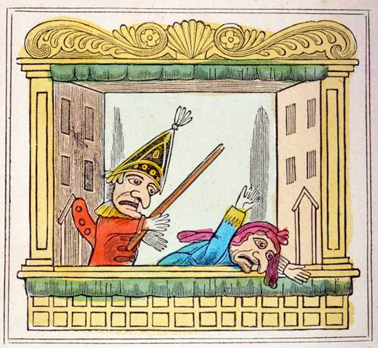 Punch-and-Judy-show