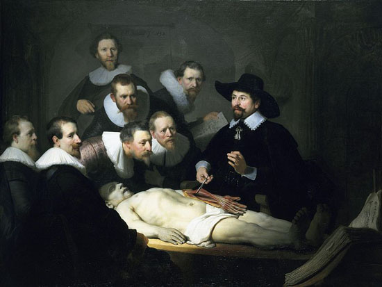 Rembrandt-The-Anatomy-Lesson
