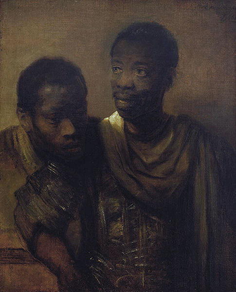 Rembrandt-Two-Moors