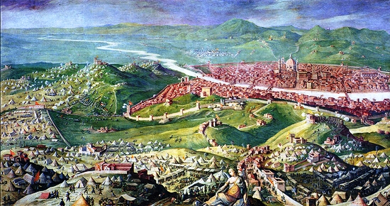 Siege-of-Florence