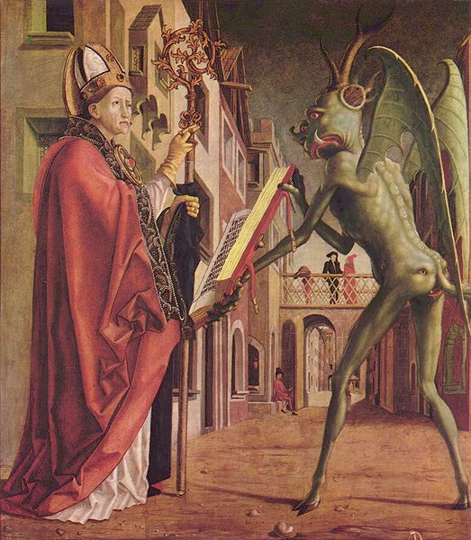 Saint-Wolfgang-Devil-Pacher