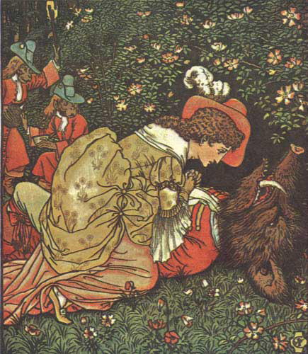 Walter-Crane-Beauty-and-the-Beast