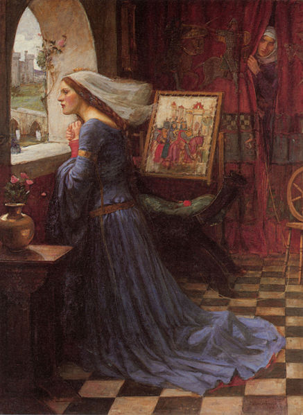 Waterhouse-Fair-Rosamond