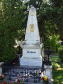 Beethoven-grave-Vienna