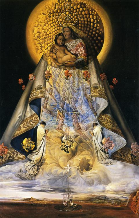 Dali-Virgin-of-Guadalupe