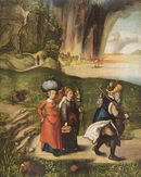 Durer-Lot-Fleeing