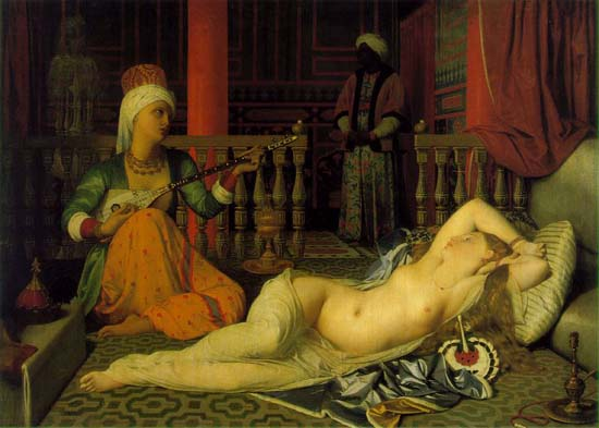 Ingres-Odalisque-with-a-Slave