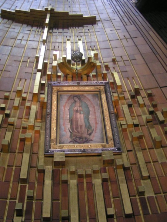 Our Lady of Guadalupe today