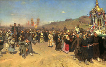 Repin-Procession